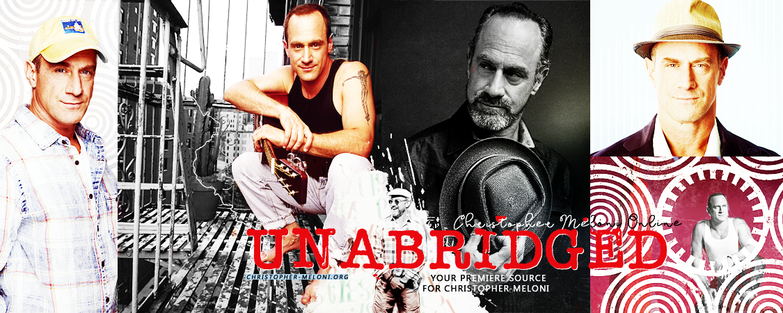 Christopher Meloni Online Is Re-Open For Business