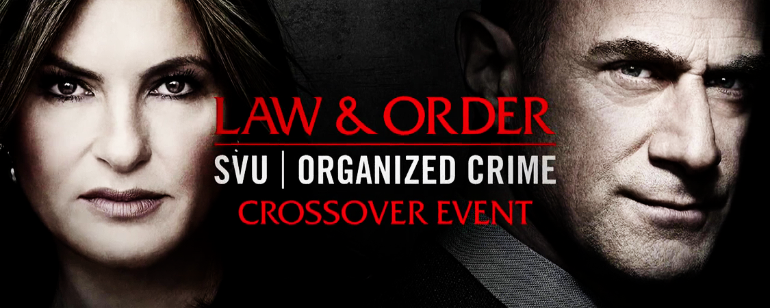 """Law & Order: SVU"" & ""Law & Order: Organized Crime"" Crossover Event Promo"