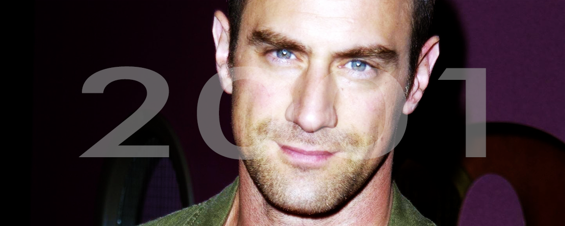 Christopher Meloni – 2001 Event Images